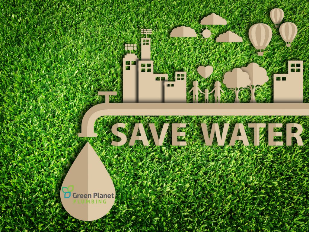 save water green planet plumbing