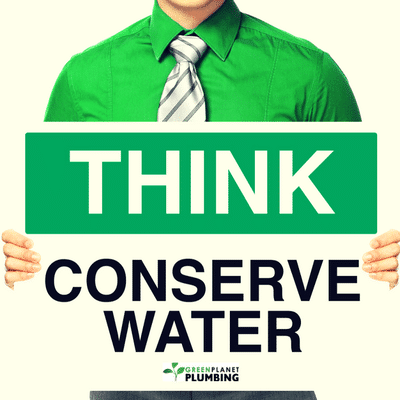 Water conservation tips for your home - Green Planet Plumbing