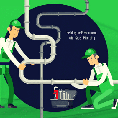 Helping the Environment with Green Plumbing -