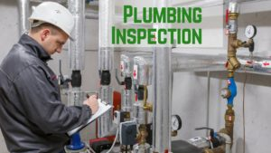 Plumbing Inspection before Moving to a New Home