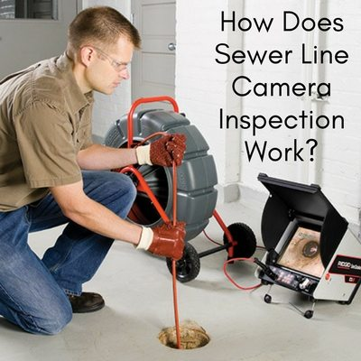 How Does Sewer Line Camera Inspection Work?