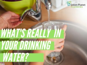 what's really in your drinking water plumbing newcastle