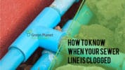 How to Know When Your Sewer Line is Clogged