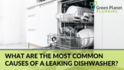 The Most Common Causes of a Leaking Dishwasher