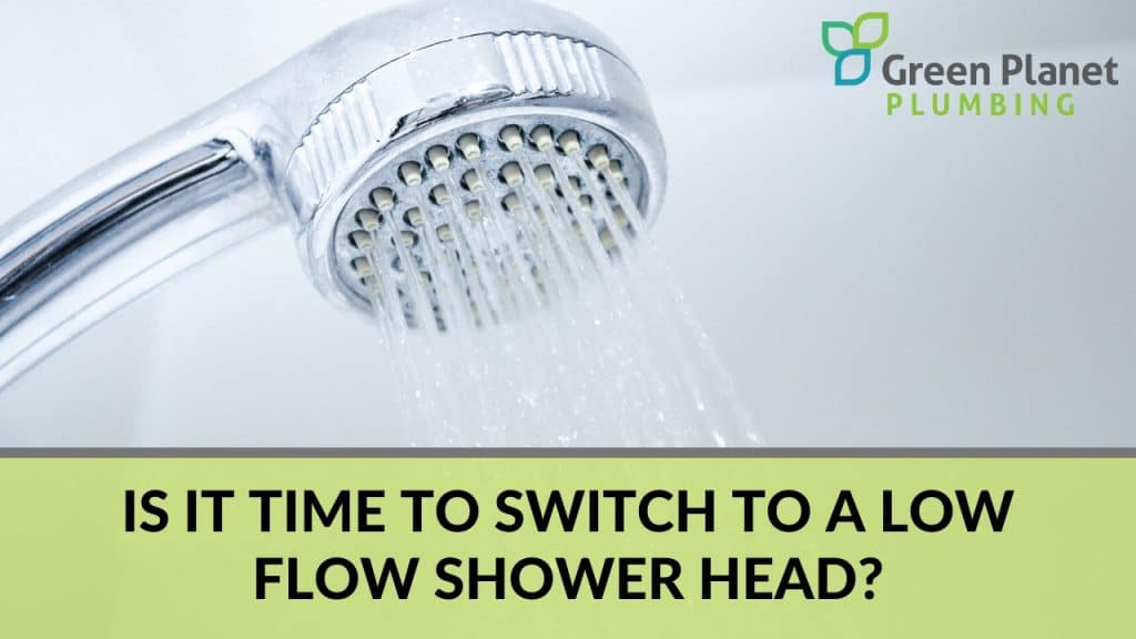 Is It Time to Switch To a Low Flow Shower Head
