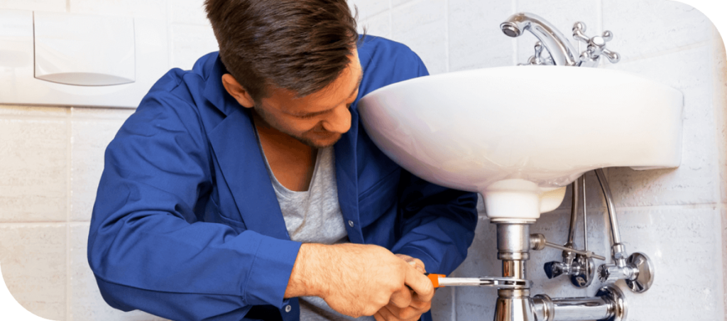 Contact - plumbing service