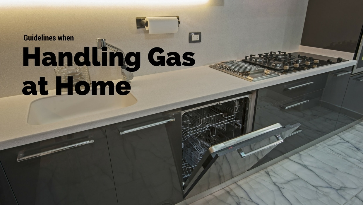 Guidelines when Handling Gas at Home - plumbing newcastle, plumbing lake macquarie
