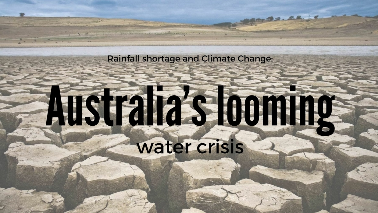 Water Crisis: Is Australia Running Out of Water?