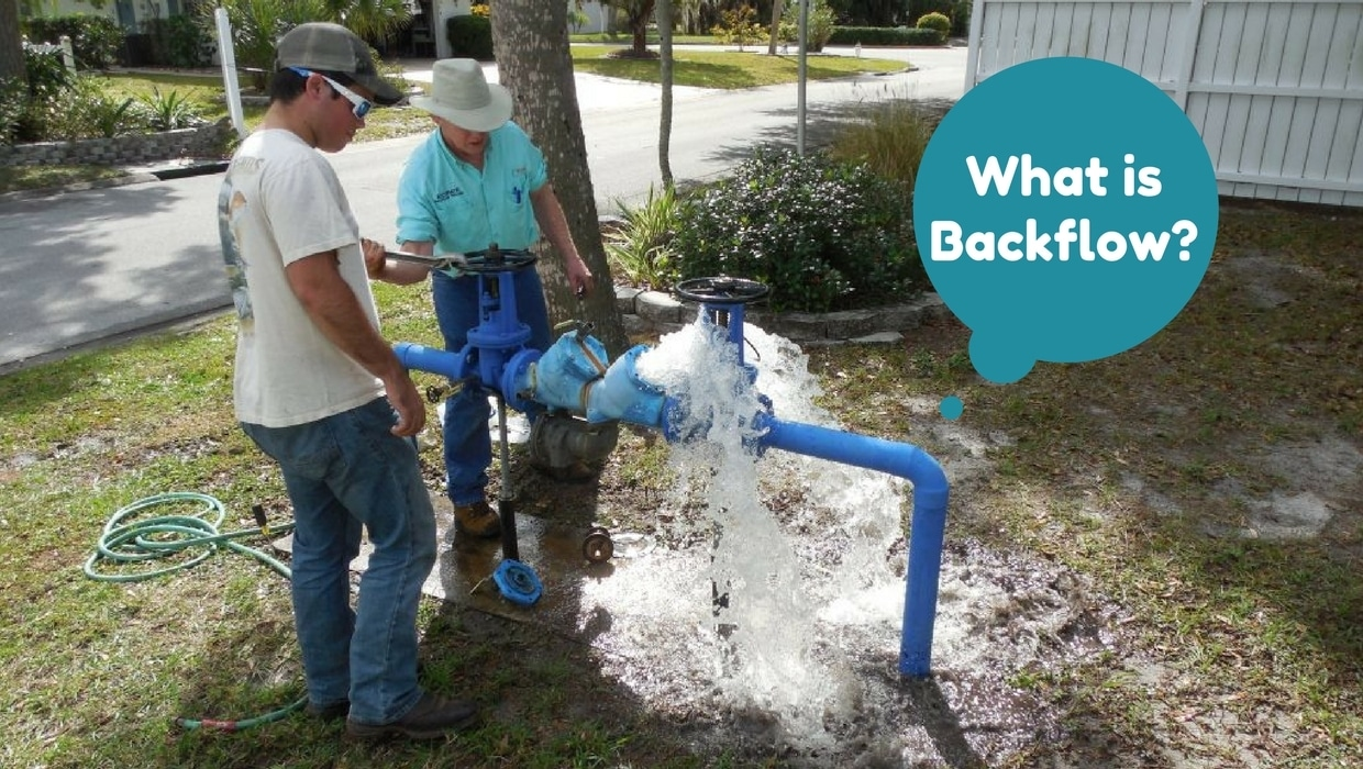 What is Backflow?