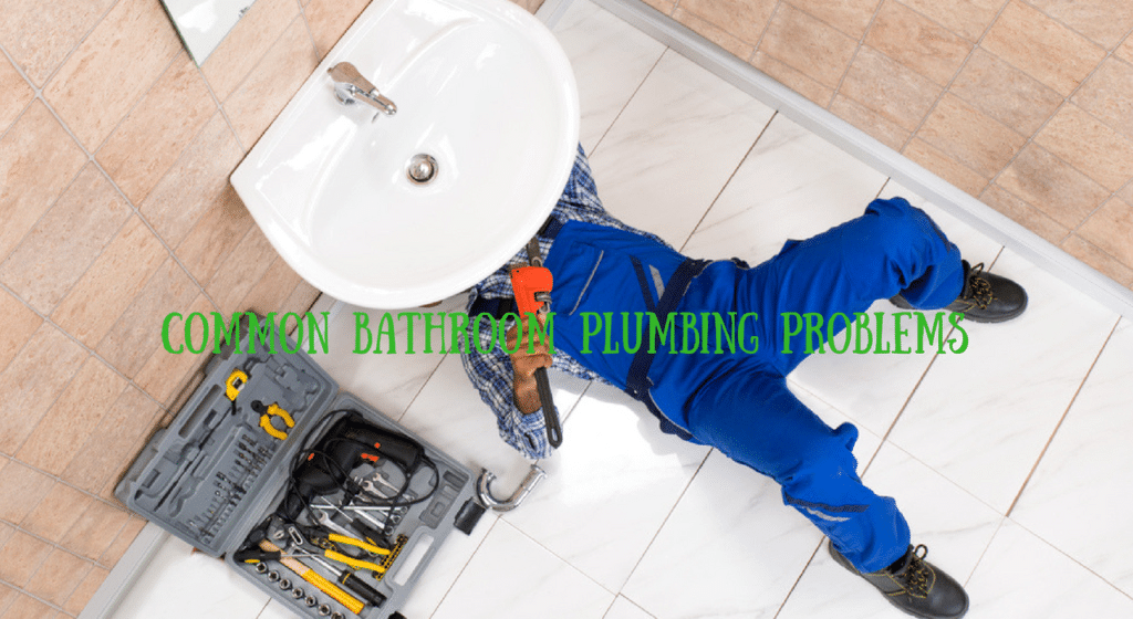 Most Common Bathroom Plumbing Problems - Bathroom Plumbing
