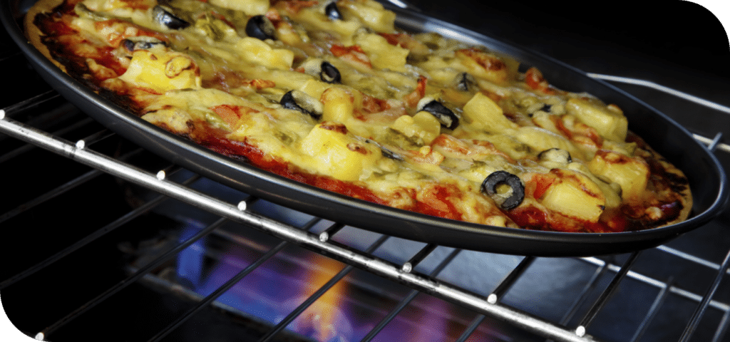 Gas Ovens -