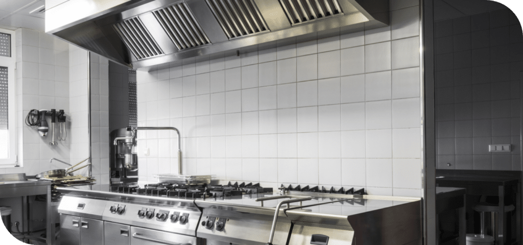 Commercial Kitchens -