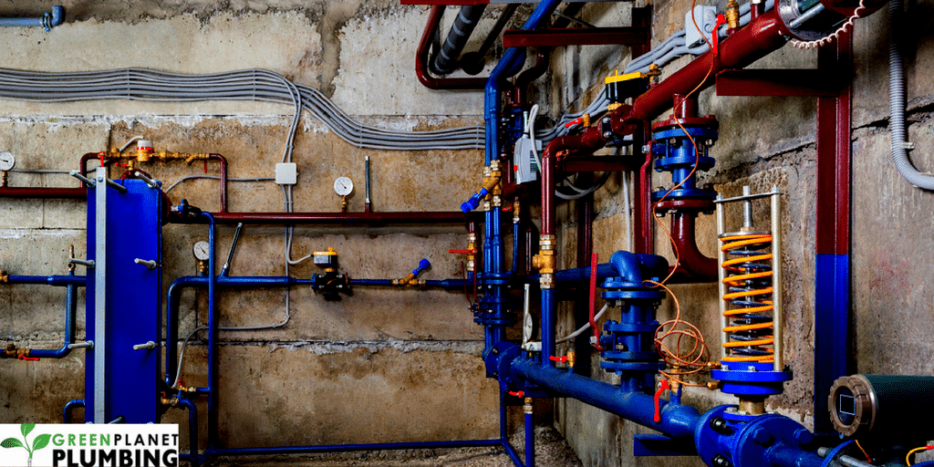 Green Planet Plumbing - Water Quality and Plumbing: Making an Informed Choice