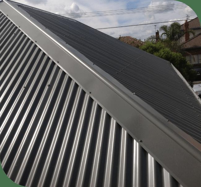 Roofing - roof restoration