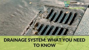 Drainage System What You Need To Know