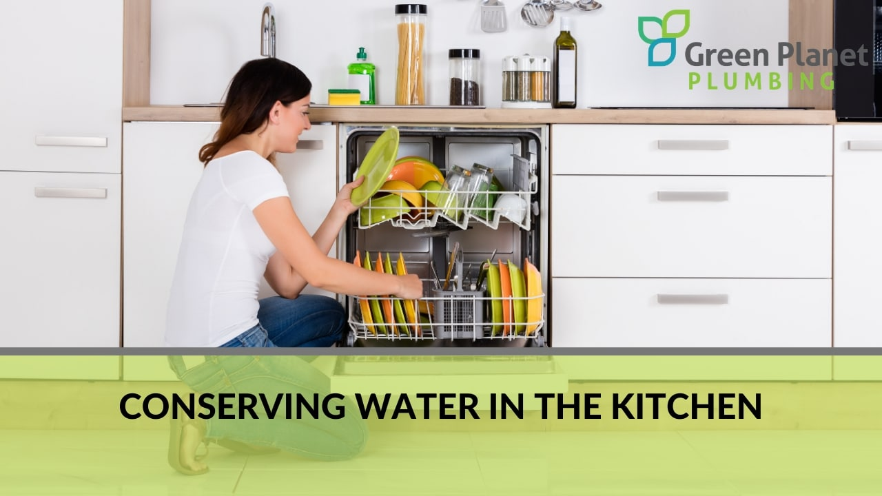 Conserving Water in the Kitchen
