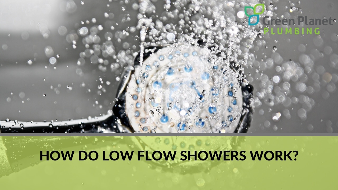 How Do Low Flow Showers Work