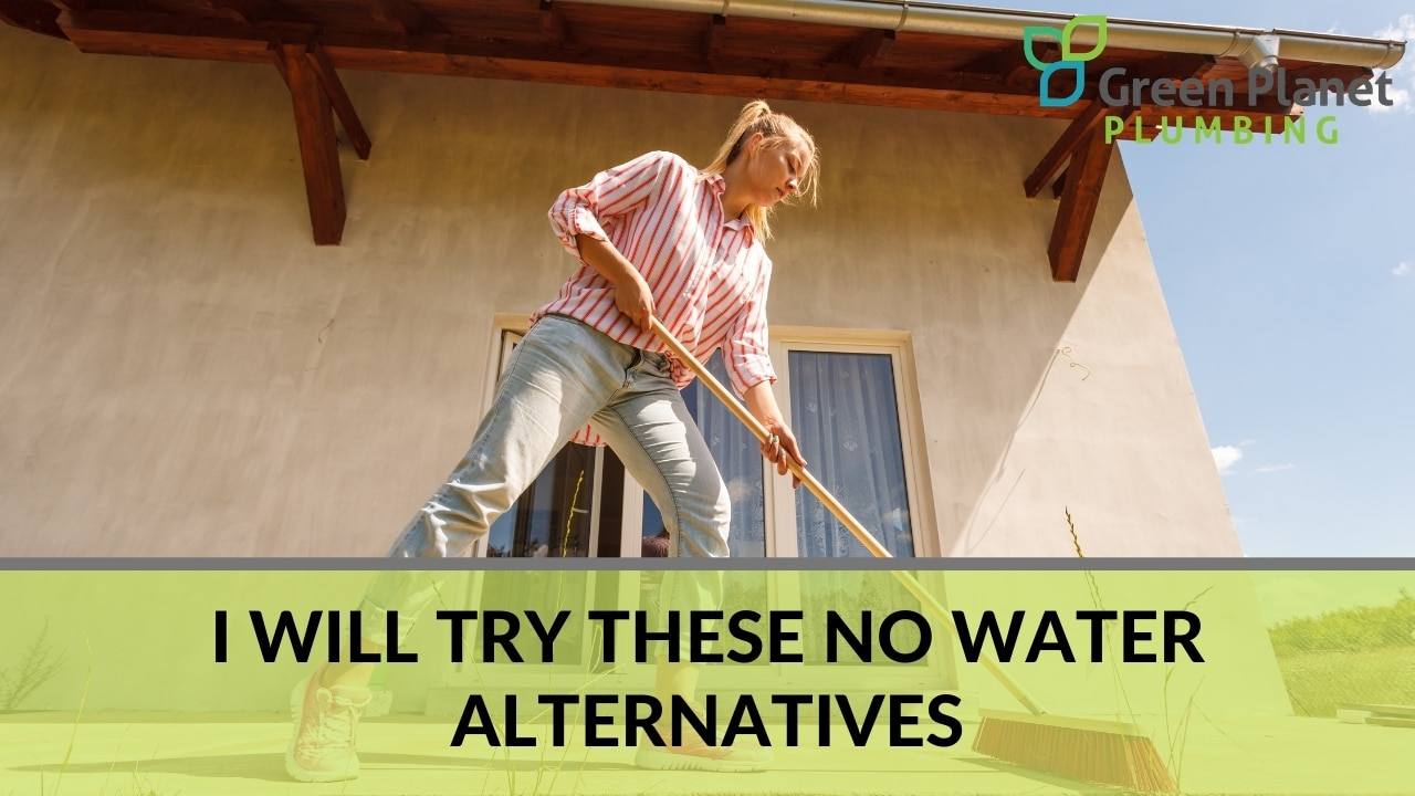 I Will Try These No Water Alternatives