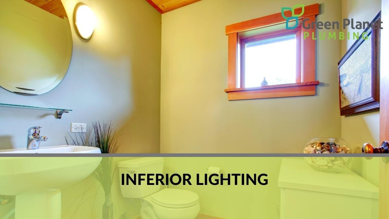 Inferior lighting