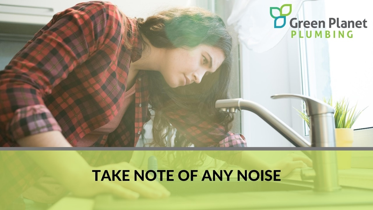 Take Note of Any Noise