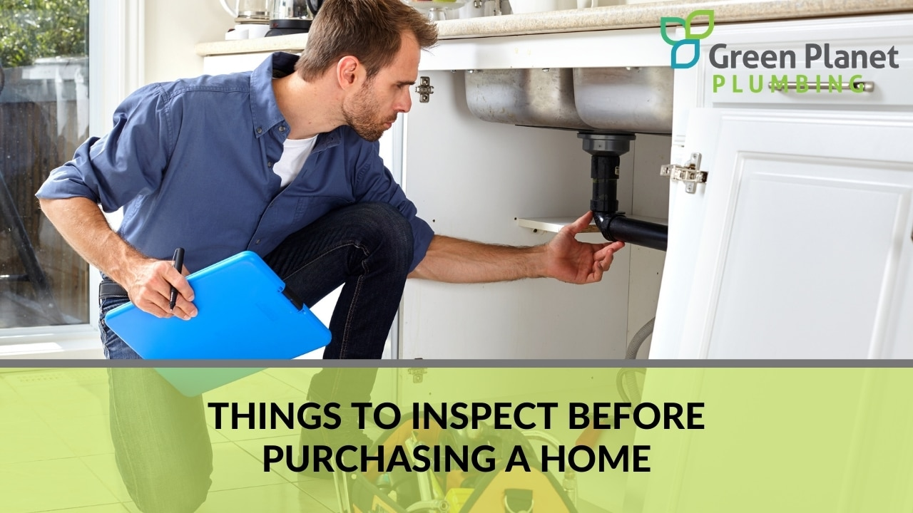 Things to Inspect Before Purchasing a Home