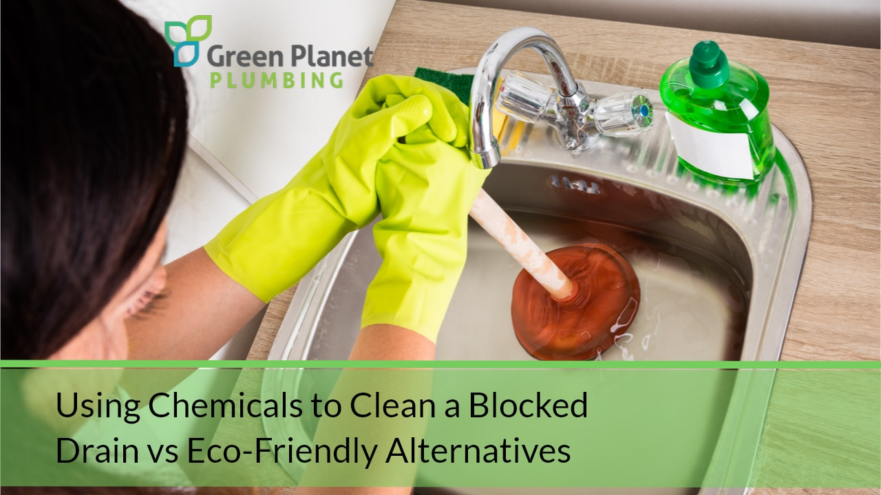 Eco-Friendly Drain Cleaner: How to Clean a Blocked Drain - Drain Cleaner