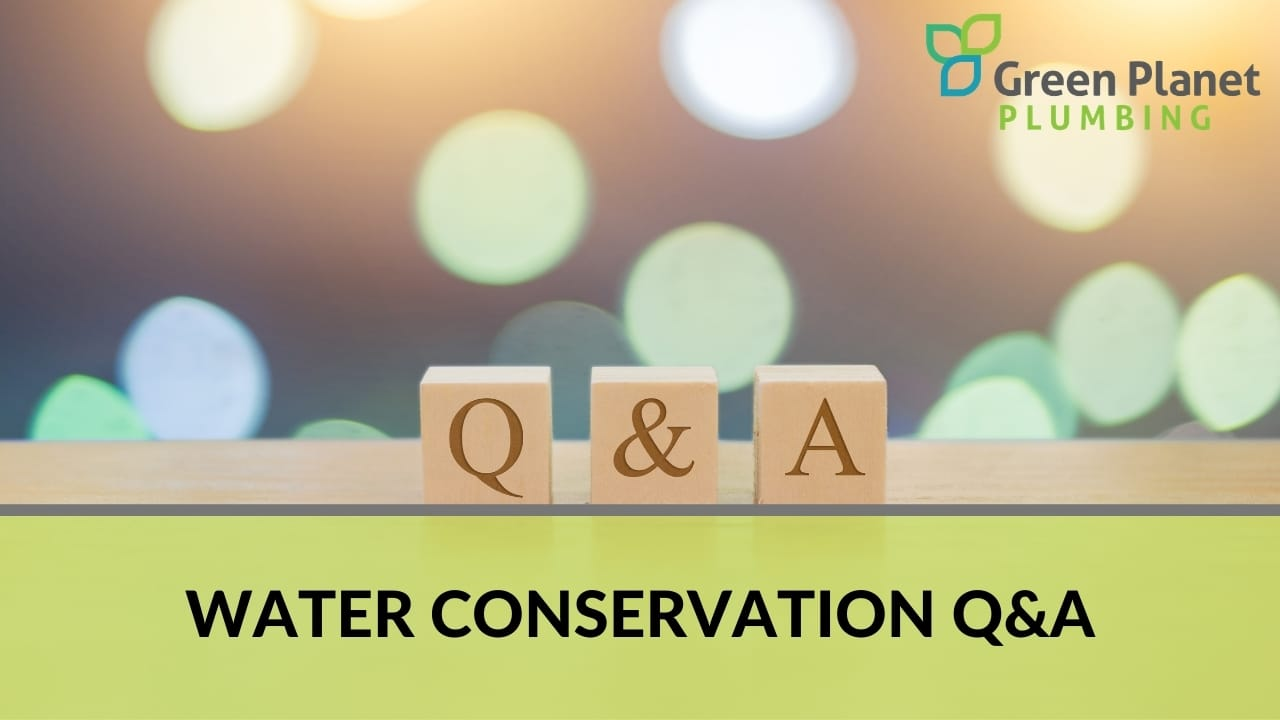 Water Conservation Q&A