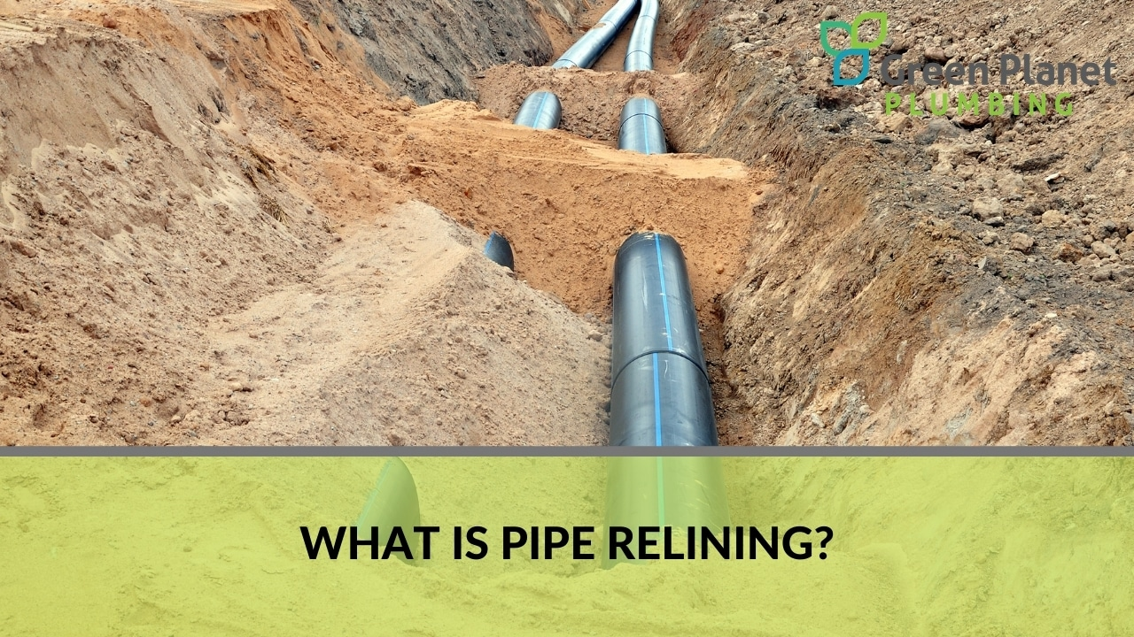 What is pipe relining