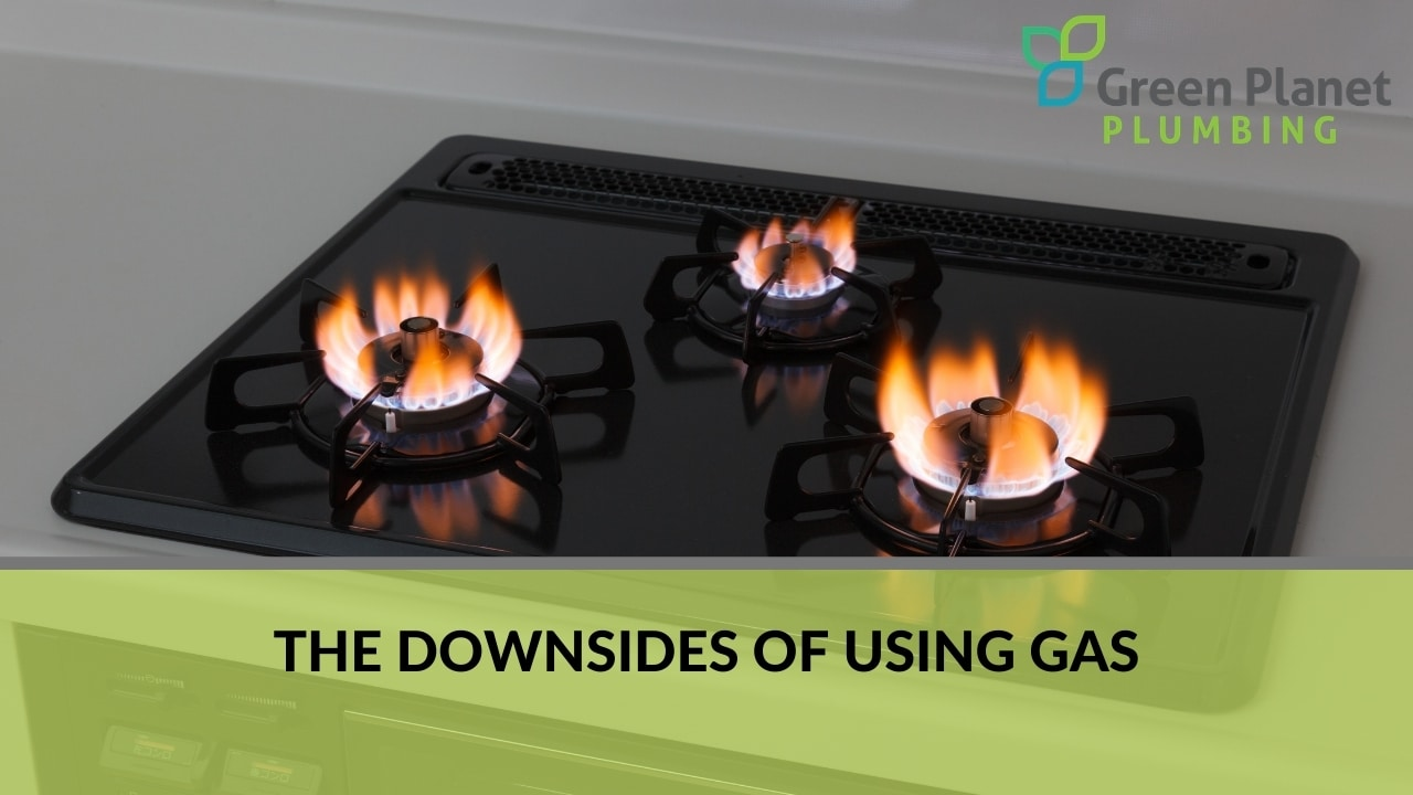 The Downsides of Using Gas