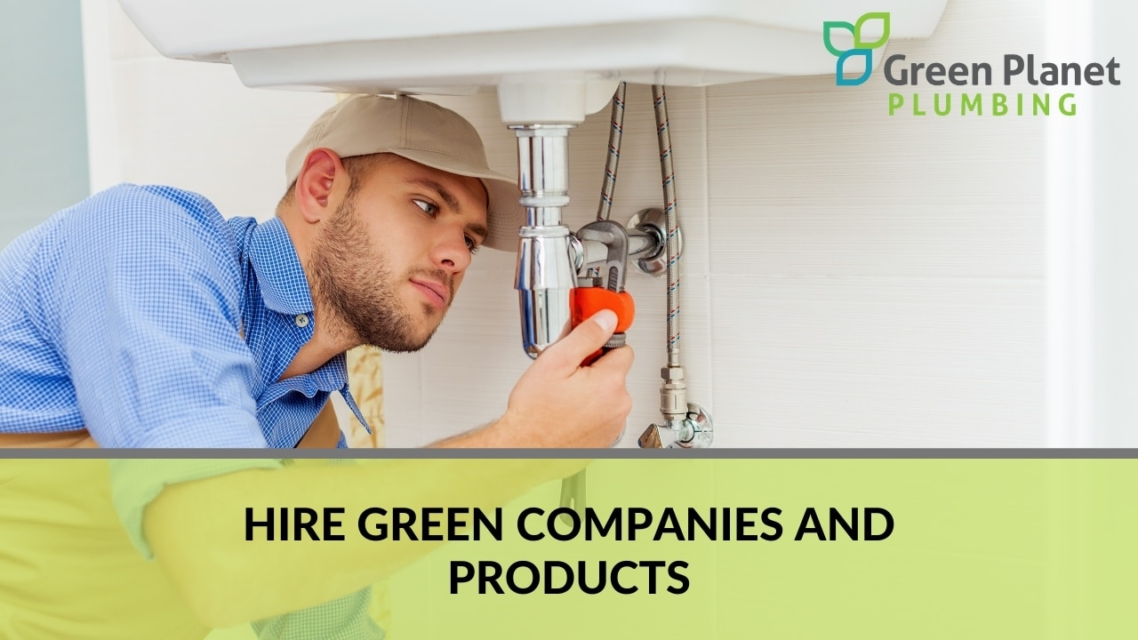 Hire Green Companies and Products